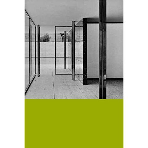 Klaus Kinold - Ludwig Mies van der Rohe: Barcelona Pavillon / Haus Tugendhat - Preis vom 13.06.2021 04:45:58 h