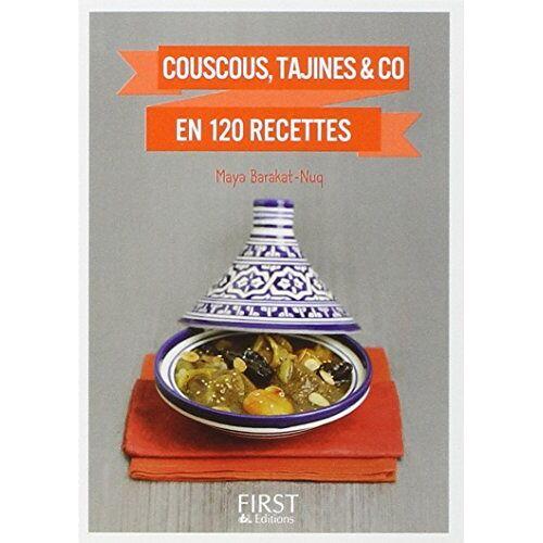 Maya Barakat-Nuq - Couscous, tajines & co en 120 recettes - Preis vom 29.07.2021 04:48:49 h