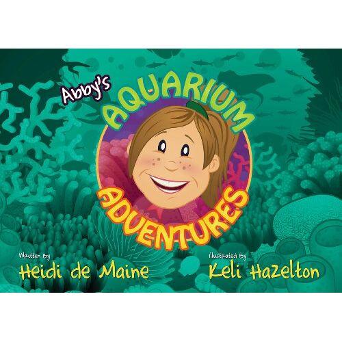 Heidi de Maine - Abby's Aquarium Adventures - Preis vom 13.06.2021 04:45:58 h