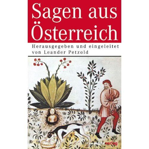 Leander Petzoldt - Sagen aus Österreich - Preis vom 13.10.2021 04:51:42 h
