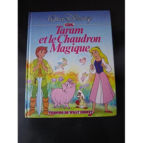 - Taram et le chaudron magique (Trésors de Walt Disney) - Preis vom 12.06.2021 04:48:00 h