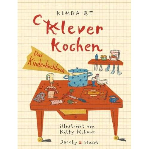 KIMBA BT - Clever Kochen: Das Kinderkochbuch - Preis vom 09.06.2021 04:47:15 h