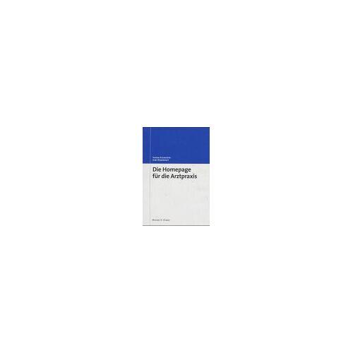 Thomas Kleinoeder - Die Homepage für die Arztpraxis - Preis vom 17.06.2021 04:48:08 h