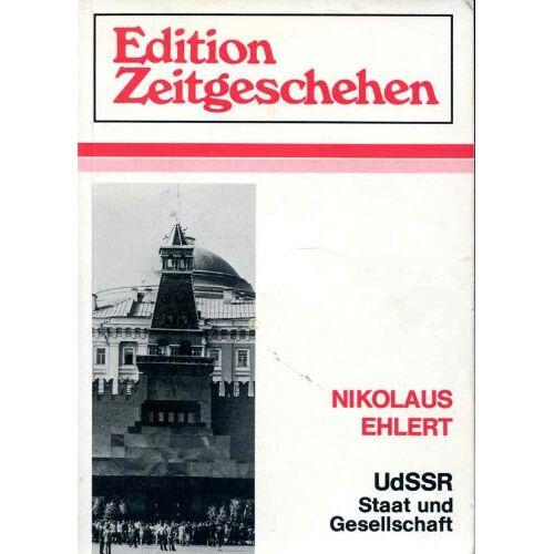 Nikolaus Ehlert - UdSSR. Staat und Gesellschaft - Preis vom 22.06.2021 04:48:15 h