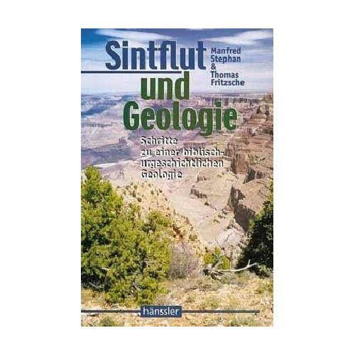 Manfred Stephan - Sintflut und Geologie. Schritte zu einer biblisch urgeschichtlichen Geologie - Preis vom 30.07.2021 04:46:10 h