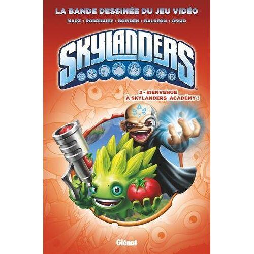 Ron Marz - Skylanders - Tome 02 : Bienvenue à Skylanders Academy ! - Preis vom 11.06.2021 04:46:58 h