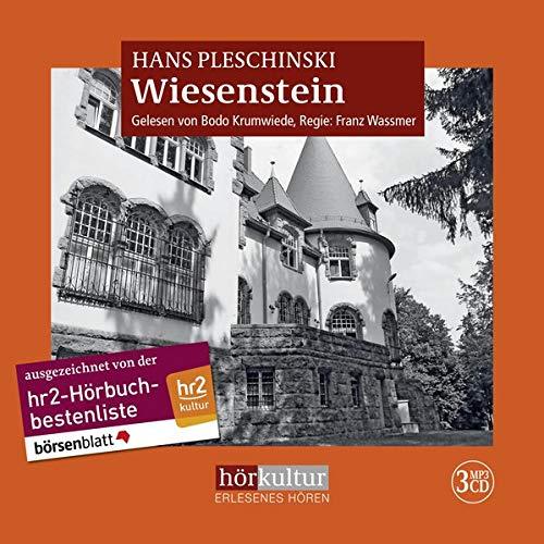 Hans Pleschinski - Wiesenstein - Preis vom 19.06.2021 04:48:54 h