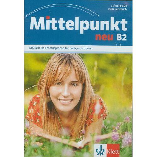 Kuhn, Renate Köhl- - Mittelpunkt B2. 3 Audio-CDs - Preis vom 11.06.2021 04:46:58 h