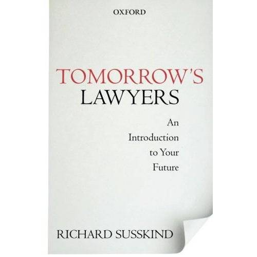 Richard Susskind - Tomorrow's Lawyers: An Introduction To Your Future - Preis vom 12.06.2021 04:48:00 h