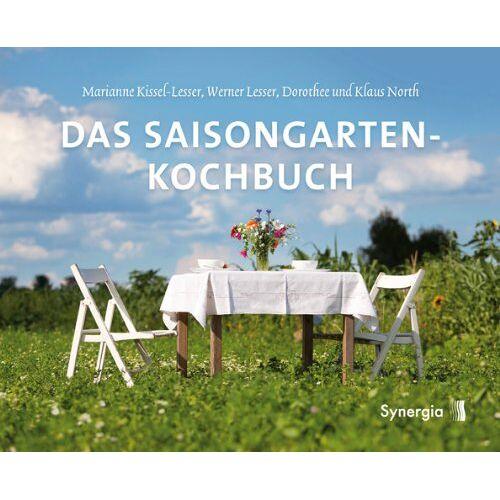 Marianne Kissel-Lesser - Das Saisongarten-Kochbuch - Preis vom 15.06.2021 04:47:52 h