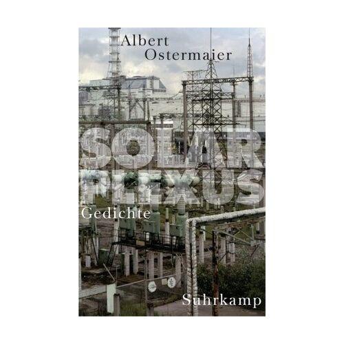 Albert Ostermaier - SOLARPLEXUS: Gedichte - Preis vom 09.06.2021 04:47:15 h