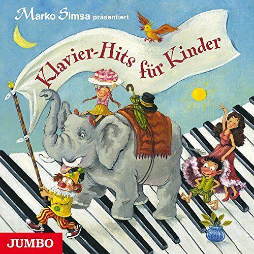 Marko Simsa - Klavier-Hits für Kinder - Preis vom 21.06.2021 04:48:19 h