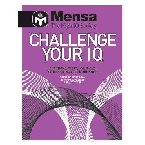 Mensa Ltd - Mensa Challenge Your IQ Pack - Preis vom 14.06.2021 04:47:09 h