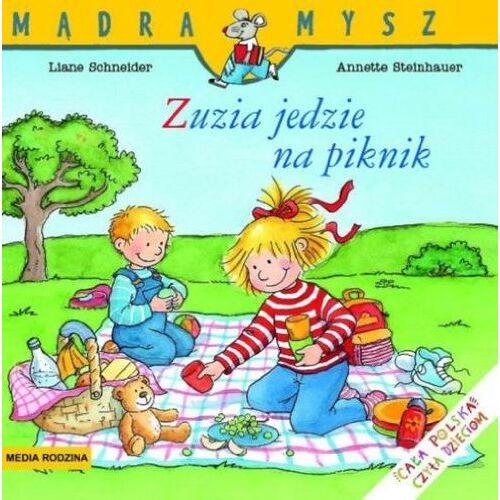 Liane Schneider - Zuzia jedzie na piknik - Preis vom 15.06.2021 04:47:52 h