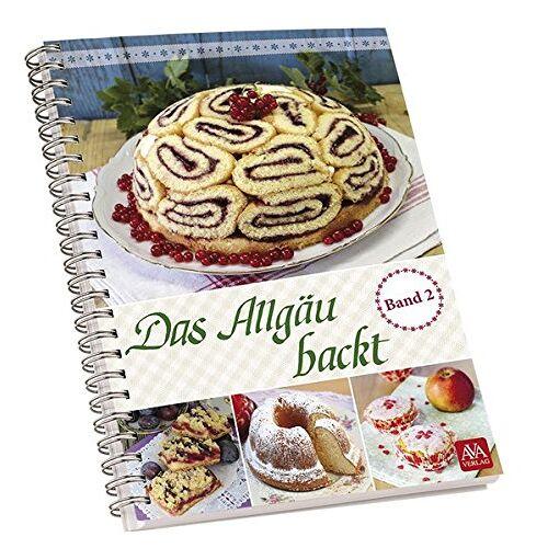 AVA-Verlag Allgäu GmbH - Das Allgäu backt: Band 2 - Preis vom 23.09.2021 04:56:55 h