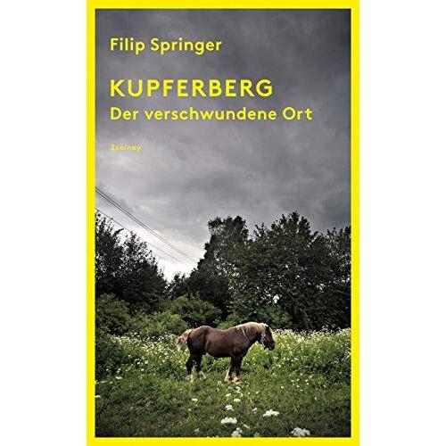 Filip Springer - Kupferberg: Der verschwundene Ort - Preis vom 09.06.2021 04:47:15 h