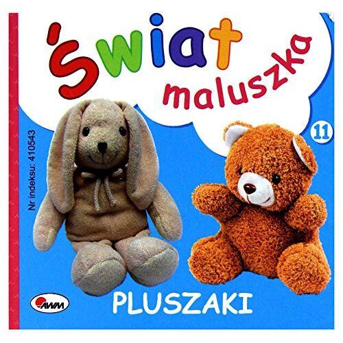 """Piotr Kozera - Pluszaki. Ĺšwiat maluszka - Piotr Kozera [KSIÄ""""ĹťKA] - Preis vom 14.06.2021 04:47:09 h"""