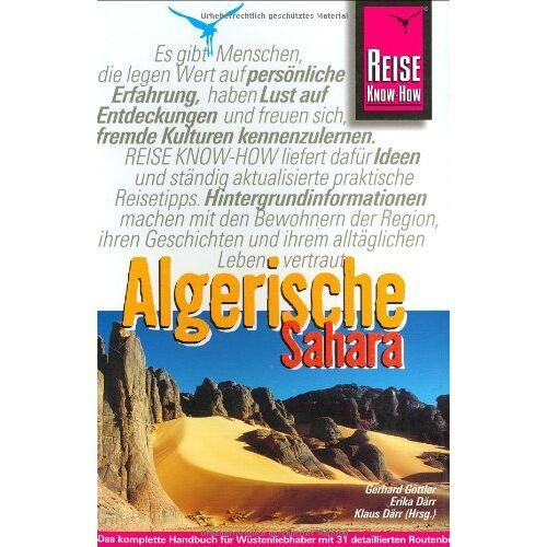 Gerhard Göttler - Algerische Sahara - Preis vom 21.06.2021 04:48:19 h