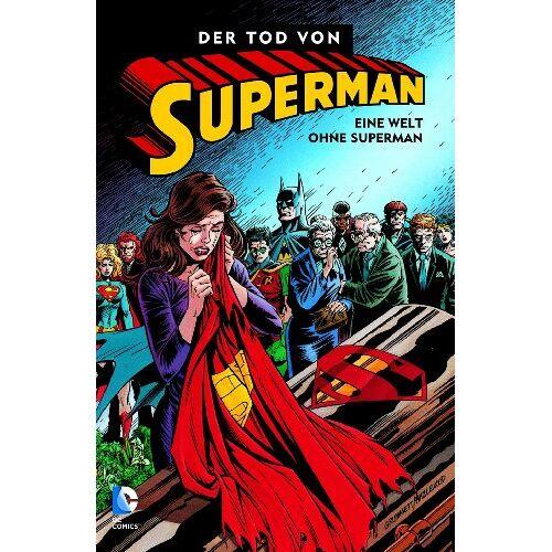 Dan Jurgens - Superman: Der Tod von Superman, Bd. 3: Eine Welt ohne Superman - Preis vom 11.06.2021 04:46:58 h