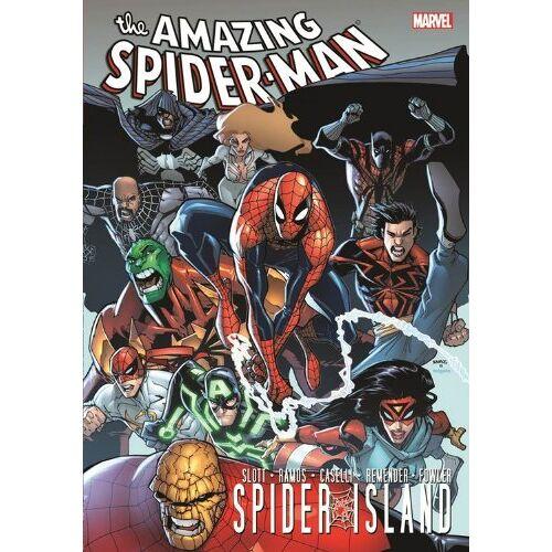 Dan Slott - Spider-Man: Spider-Island (Spider-Man (Marvel)) - Preis vom 11.06.2021 04:46:58 h