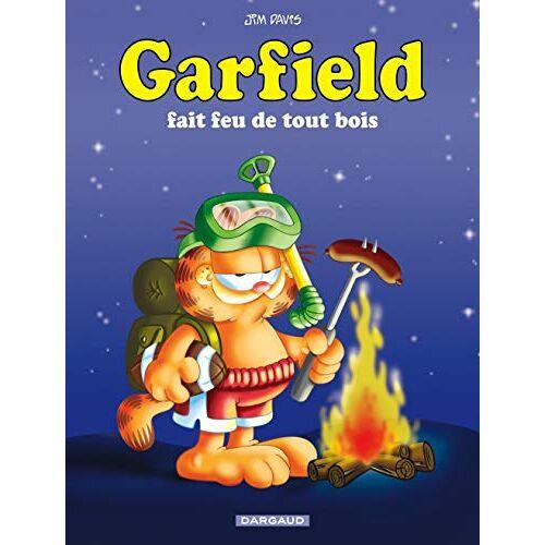Jim Davis - Garfield, Tome 16 : Garfield fait feu de tout bois - Preis vom 02.08.2021 04:48:42 h
