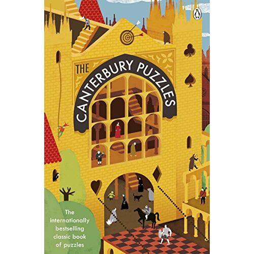Henry Dudeney - The Canterbury Puzzles (Puzzle Books) - Preis vom 11.10.2021 04:51:43 h
