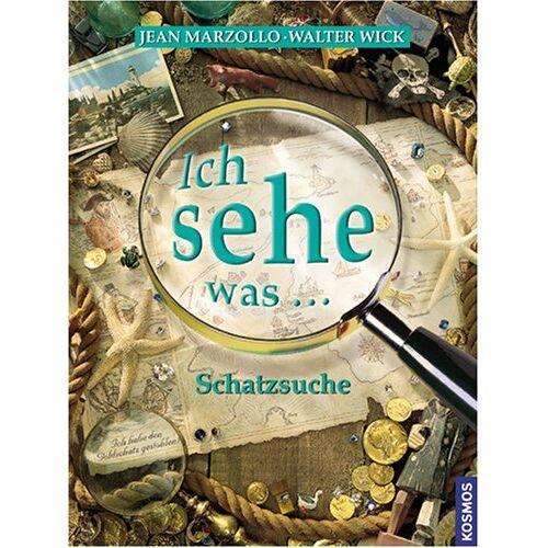 Jean Marzollo - Schatzsuche: Ich sehe was ... - Preis vom 11.10.2021 04:51:43 h