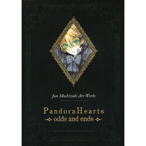Jun Mochizuki - Pandora Hearts : Odds and Ends : Jun Mochizuki Art Works - Preis vom 22.06.2021 04:48:15 h