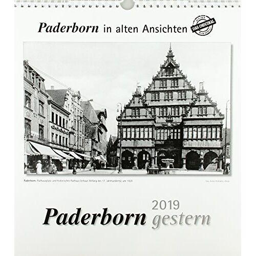 - Paderborn gestern 2019: Paderborn in alten Ansichten - Preis vom 15.06.2021 04:47:52 h