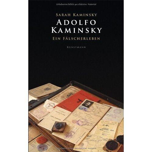 Sarah Kaminsky - Adolfo Kaminsky: Ein Fälscherleben - Preis vom 19.06.2021 04:48:54 h