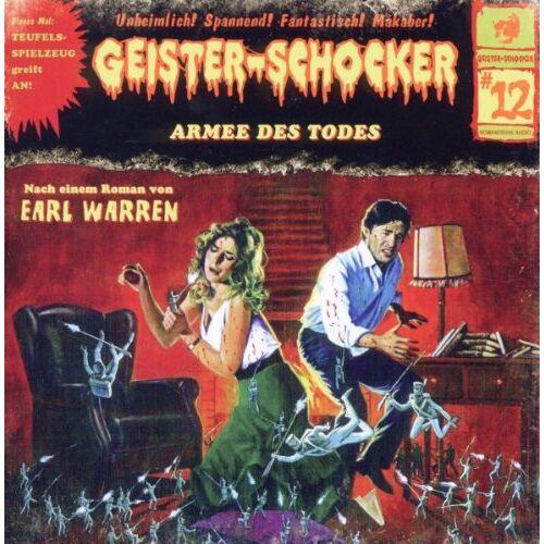 Geister-Schocker - Armee des Todes-Vol.12 - Preis vom 14.06.2021 04:47:09 h