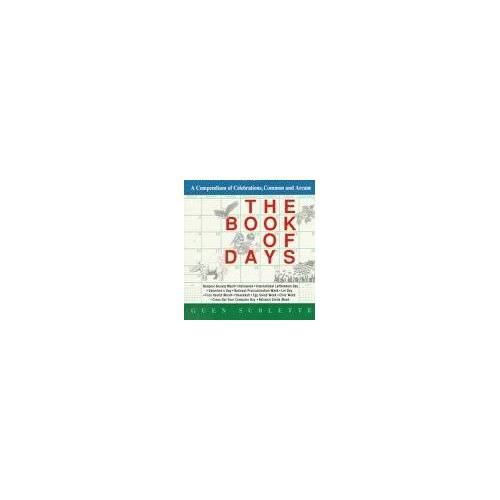 Guen Sublette - The Book of Days - Preis vom 12.06.2021 04:48:00 h