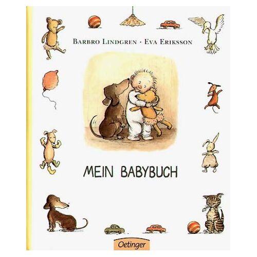 Barbro Lindgren - Mein Babybuch - Preis vom 22.07.2021 04:48:11 h