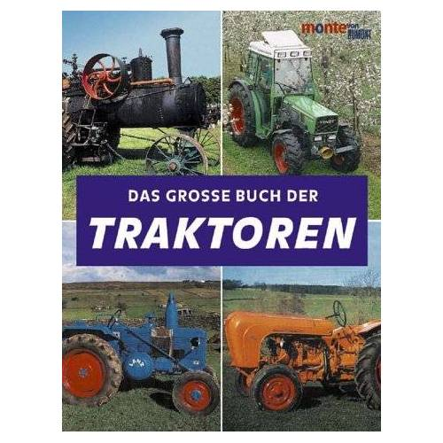 John Carroll - Das grosse Buch der Traktoren - Preis vom 21.06.2021 04:48:19 h