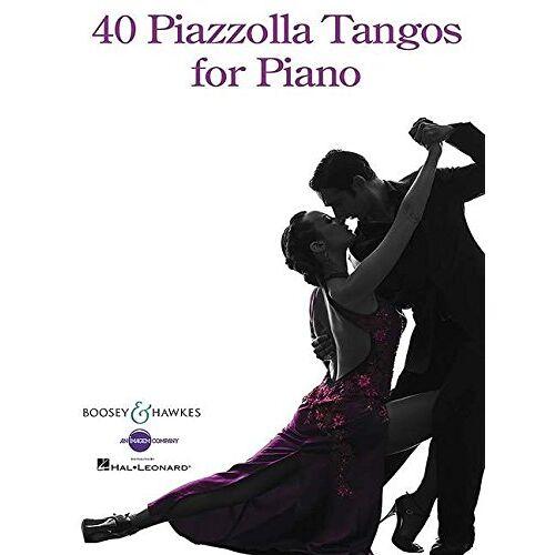 - 40 Piazzolla Tangos for Piano: Klavier. - Preis vom 13.06.2021 04:45:58 h