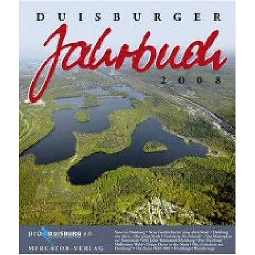 - Duisburger Jahrbuch 2008 - Preis vom 12.06.2021 04:48:00 h