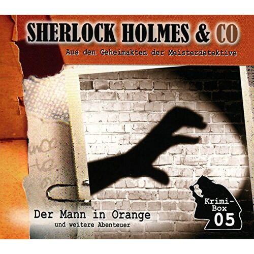 Sherlock Holmes & Co - Sherlock Holmes & Co-die Krimi Box 5 (3cd) - Preis vom 12.06.2021 04:48:00 h
