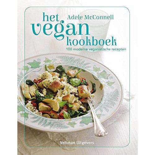 Adele McConnell - Het vegan kookboek: 100 moderne veganistische recepten - Preis vom 22.06.2021 04:48:15 h