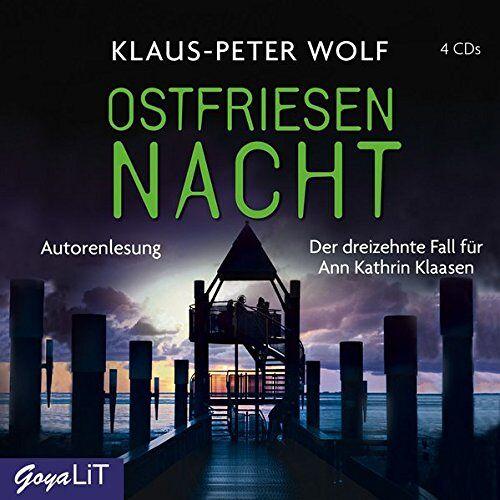 Klaus-Peter Wolf - Ostfriesennacht (Ostfriesenkrimi) - Preis vom 17.06.2021 04:48:08 h