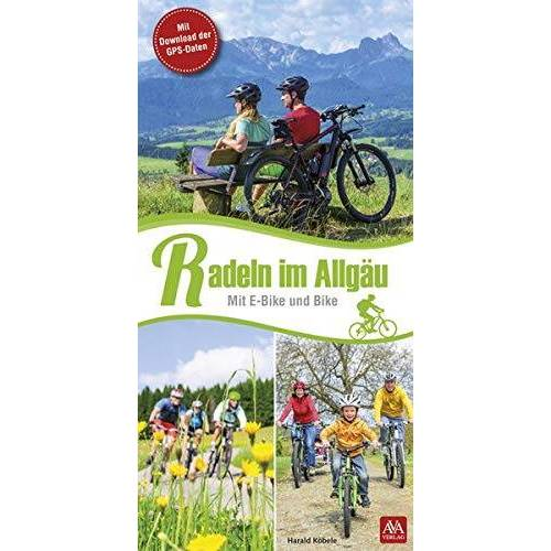 AVA-Verlag Allgäu GmbH - Radeln im Allgäu - Preis vom 16.06.2021 04:47:02 h