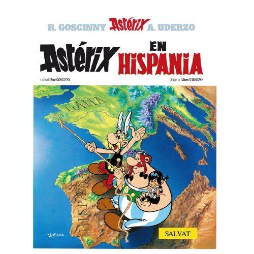 René Goscinny - Asterix Spanische Ausgabe 14. Asterix en Hispania. - Preis vom 16.05.2021 04:43:40 h
