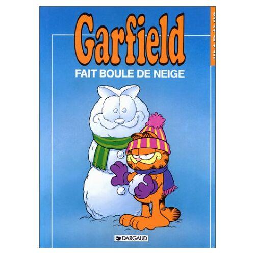 - Garfield t15 garfield, fait boule de neige - Preis vom 02.08.2021 04:48:42 h