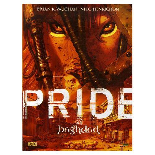 Vaughan, Brian K. - Pride of Baghdad - Preis vom 16.06.2021 04:47:02 h