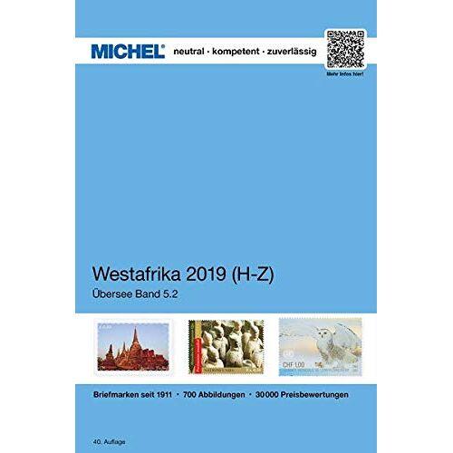 MICHEL-Redaktion - MICHEL Westafrika 2019 Teil 2 H-Z - Preis vom 18.06.2021 04:47:54 h