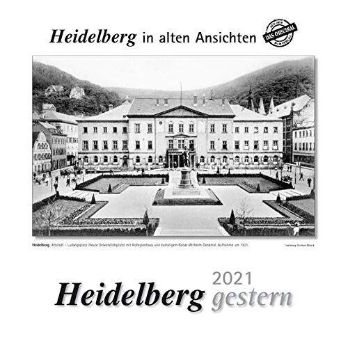- Heidelberg gestern 2021: Heidelberg in alten Ansichten - Preis vom 19.06.2021 04:48:54 h