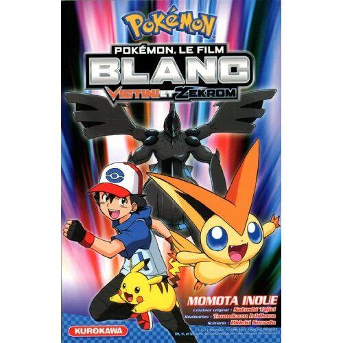 Momota Inoue - Pokémon : Le film, Blanc Victini et Zekrom - Preis vom 12.06.2021 04:48:00 h
