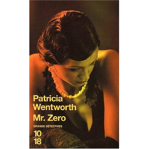 Patricia Wentworth - Mr Zero - Preis vom 14.06.2021 04:47:09 h