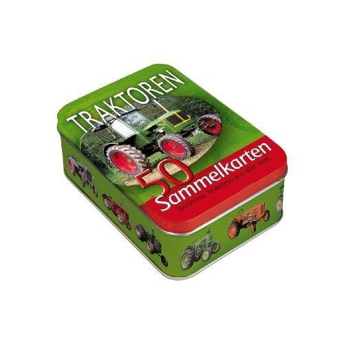 - Traktoren - 50 Sammelkarten - Preis vom 18.06.2021 04:47:54 h