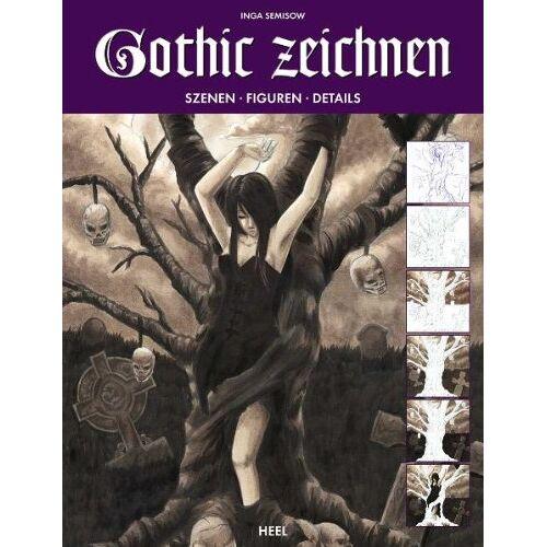- Gothic zeichnen: Szenen - Figuren - Details - Preis vom 17.06.2021 04:48:08 h