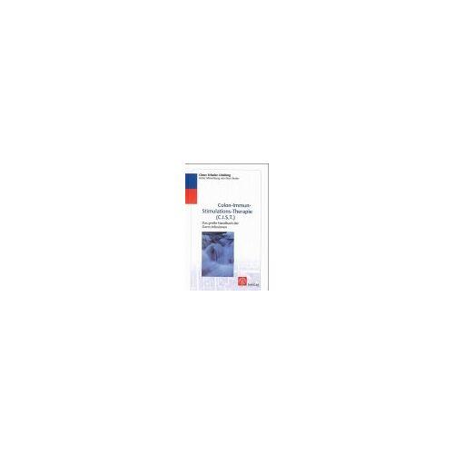 Claus Schulte-Uebbing - Colon-Immun-Stimulations-Therapie (C.I.S.T.) - Preis vom 01.08.2021 04:46:09 h